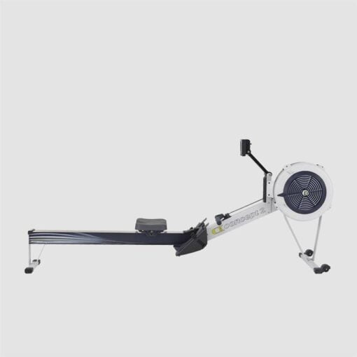 Concept 2 Rower - Model D - Grey - Side View
