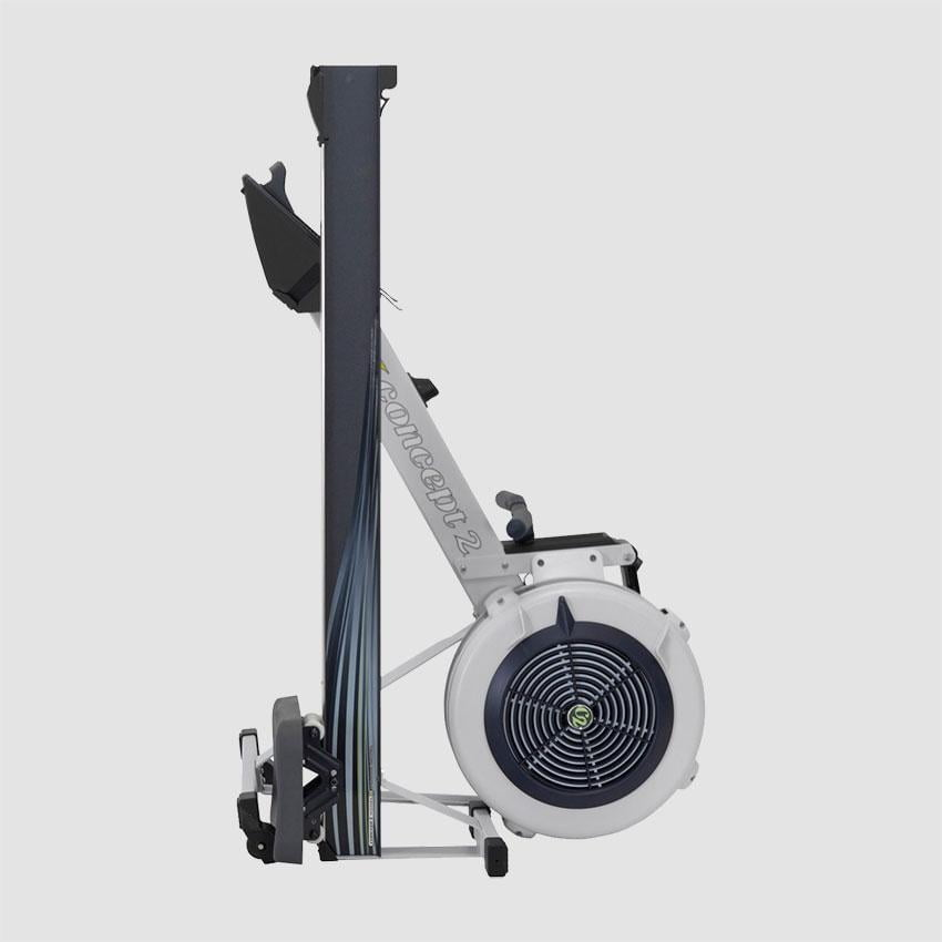 concept 2 model d rower pm5 grey eluir. Black Bedroom Furniture Sets. Home Design Ideas
