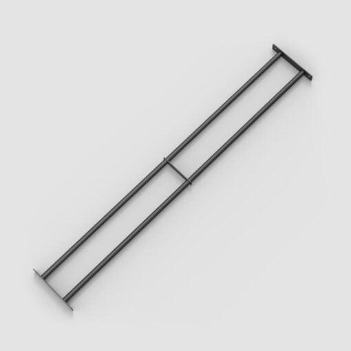 ELUIR Pull-Up Bar Double Long