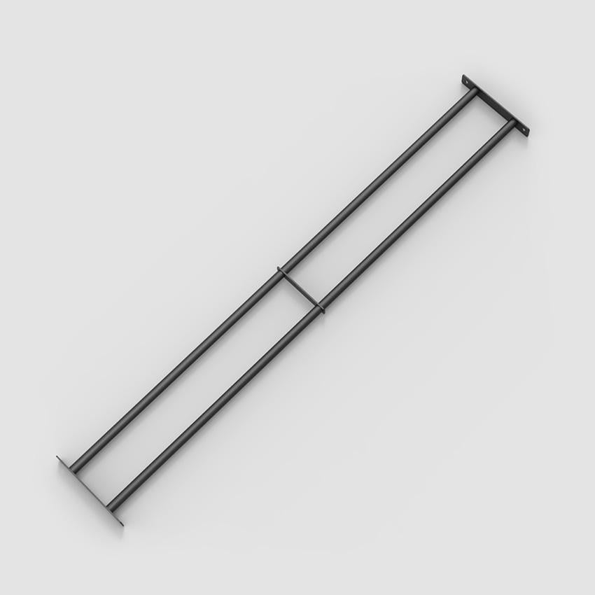 ELUIR Pull-Up Bar Double Long