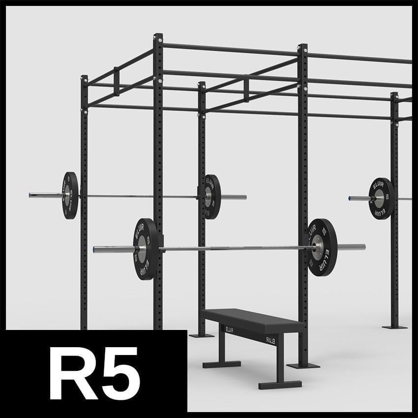ELUIR Rig R5 Cover