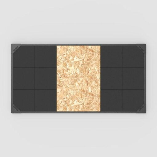 ELUIR Weightlifting Platform Pro 1.5 - Black