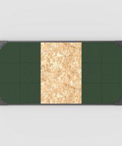 ELUIR Weightlifting Platform Pro 1.5 - Green