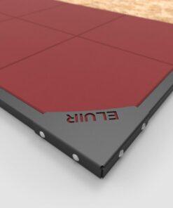 ELUIR Weightlifting Platform Pro 2.5 - Corner Detail