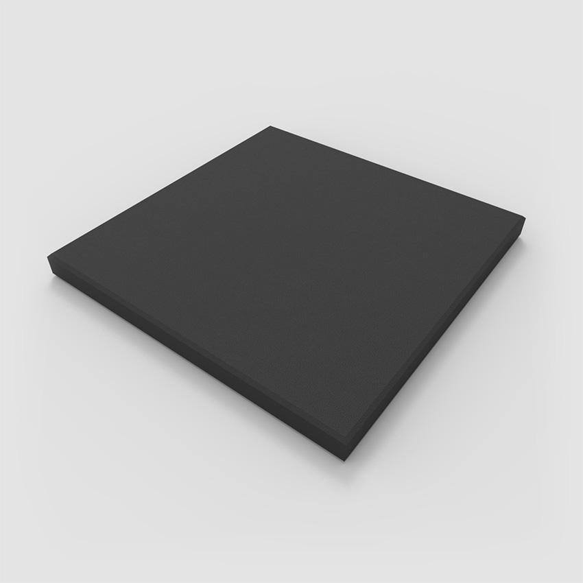 Gym Flooring Rubber Tiles 50 215 50 Cm Eluir