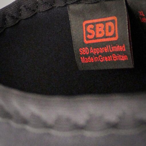 SBD Knee Sleeves - Detail 1