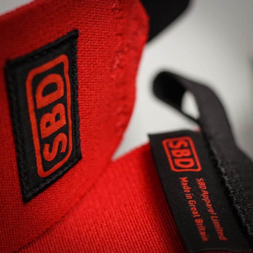 SBD Wrist Wraps – Detail 1