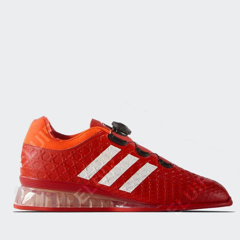 Adidas adiPower Weightlifting Shoes Black ELUIR sko til  ELUIR cevlji za dviganje utezi