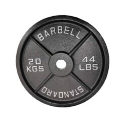 Iron Weight Plates